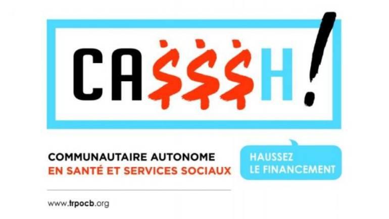 Le RANQ soutient la Campagne CA$$$H- Haussez le financement