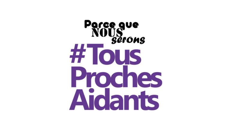 COMMUNIQUÉ DE PRESSE : UNE POLITIQUE NATIONALE POUR LES PROCHES AIDANTS EST PRIORITAIRE