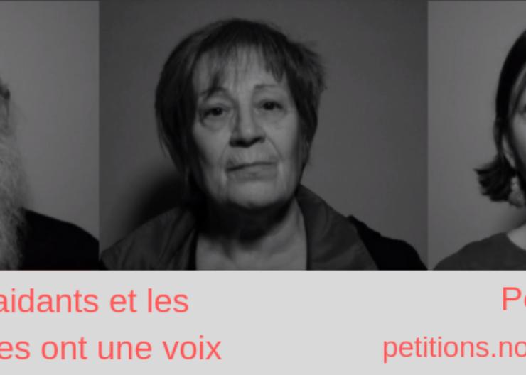 [Relance] Semaine Canadienne des proches aidants : une pétition pour soutenir financièrement les proches aidants