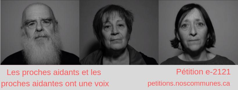 Journée nationale des proches aidants : une pétition pour soutenir financièrement les proches aidants